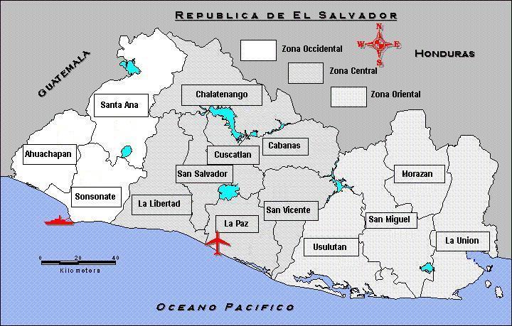 Carga Transporte Logistica El Salvador